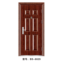 High quality Exterior Doors Steel Security Doors with low price