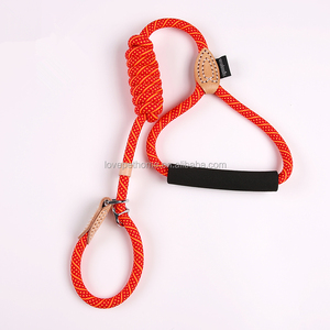 High quality colorful dog collar for small large dogs pet product carrier dog training leash