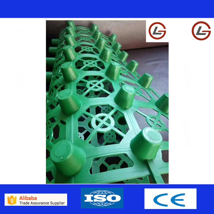 Different Models of plastic drainage matting