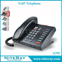 2 Lines Corded telephone GSM phone with Landline