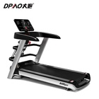 Electric Portable Power Motorized Machine Running Jogging Gym Exercise Fitness time sports body strong treadmill for home use
