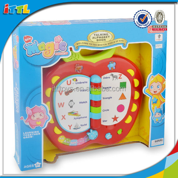 EN71 Approval Kids Learning Computer Toy Functional Mini Toy Computer
