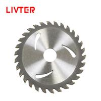 TCT Saw Blade Carbide Tipped Wood Cutting Disc for DIY&Decoration General Wood Cutting Wood Cutting/40T/22mm/125mm