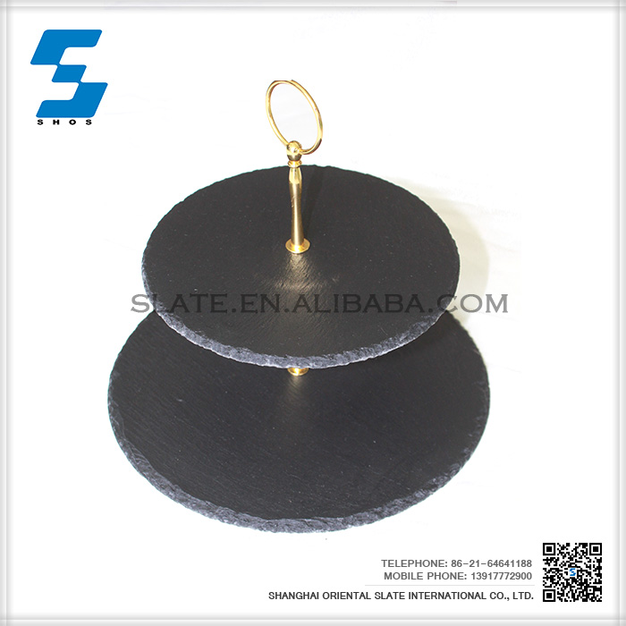Cheap Slate Cake Stands