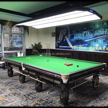 LED Korean Billiard Table Light with Leather Billiard Table Cover & Led Korean Billiard Table Light With Leather Billiard Table Cover ...