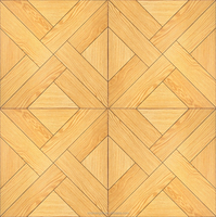 Fishbone Hardwood Oak Parquet Waterproof Engineered Wood Flooring