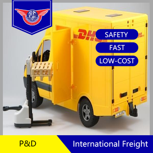 DHL/UPS/TNT/FEDEX/EMS...The freight forwarder departed from China to Thailand