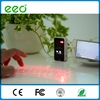 LCD screen bluetooth laser virtual keyboard for samsung galaxy s4 s5 with mouse function for Smartphone PC Tablet Laptop