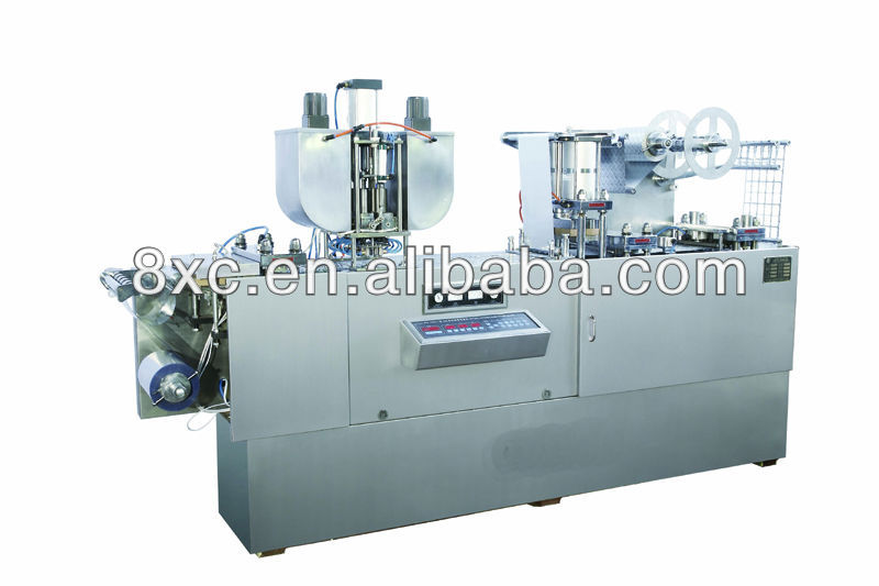 plastic cup forming filling sealing machine
