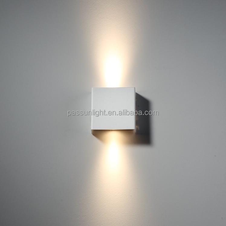 modern residential decorative led wall light 2w 100lm/w high CRI led ...