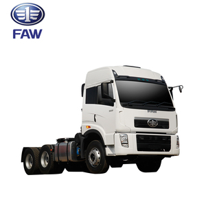 FAW NEW J5P 420 horsepower tractor truck low price for myanmar