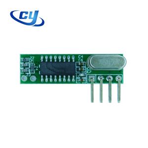 CY15 Wireless 433Mhz RF Receiver Module 3 3V