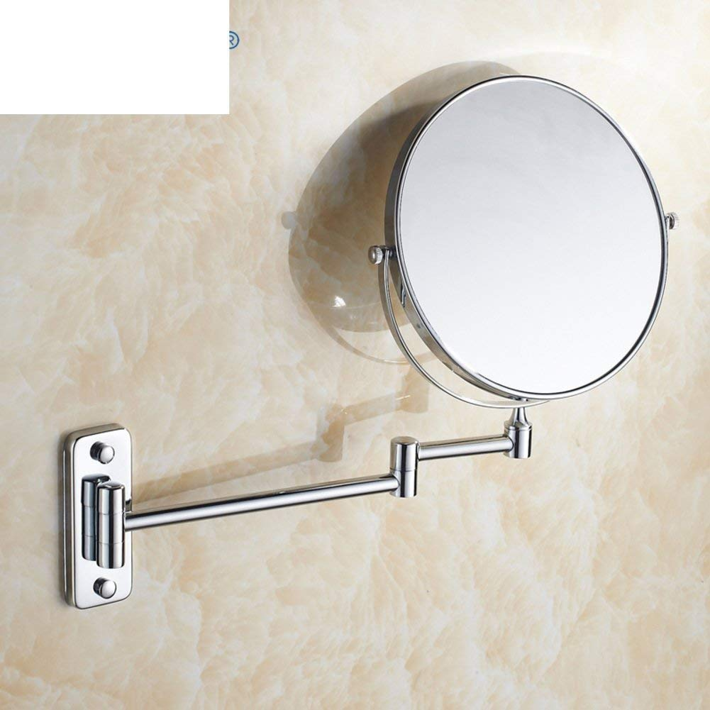 NAERFB Cosmetic mirror/bathroom walls Bathroom Mirrors Mirrors Telescope A- and double-sided mirrors-A