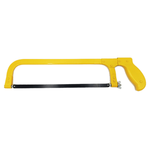 12 inches hand saw hacksaw with steel handle quick installation HSS saw  blade