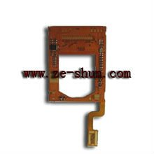 mobile phone flex cable for LG 8110 slider