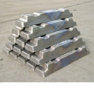 Standard Lead Ingots Having 99.99% Purity