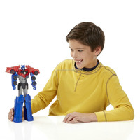Titan Changers Optimus Prime Action Figure - Buy Movable Action ...