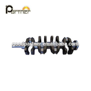 Spare Parts D4EA D4EB Crankshaft for Hyundai D4EB
