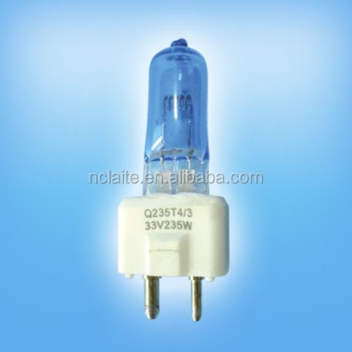 Gy9.5 Lamp Base 33v 235w Amsco P129249-001 Blue Coating Ot Light ...
