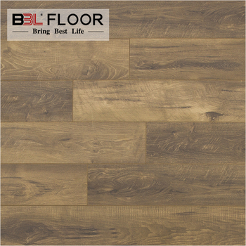 Bbl Manufacturer Durable Damp Proof Indoor Energy Saving Laminate Wood Flooring Click Lock
