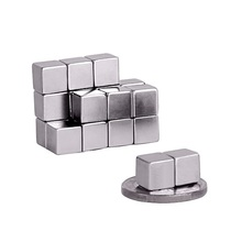 Neodym <span class=keywords><strong>Magnet</strong></span> 8x8x8mm cube mit 2,5 kg Pull Weiß Bord <span class=keywords><strong>Magnet</strong></span> (Pack von 10)