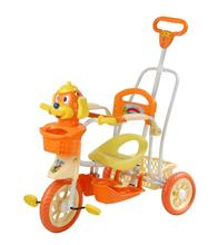 Smartful well-designed baby tricycle with light