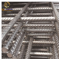 6x2.4 Meter Concrete Reinforcing Welded Wire Mesh