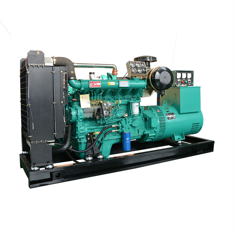 Diesel Generator rated output 30kva with Ricardo K4100D engine