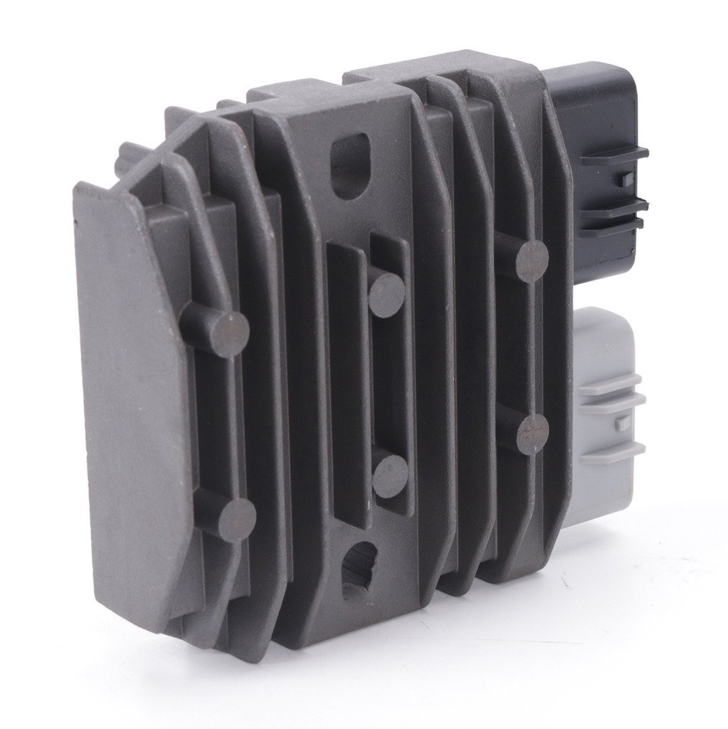 DGI MART Voltage Regulator Rectifier for Yamaha Rhino / Grizzly 700 ATV UTV 4012941 31600-HP0-A01 21066-0022 21066-0008 1D7-81960-00-00