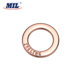 Custom Brand Logo High Quality O Ring Buckle Metal Buckle For Handbags