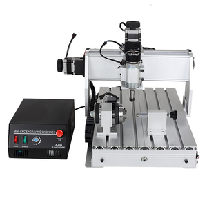 China factory 3040 4axis micro cnc milling machine in hot sale