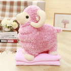 28cm best selling fat China manufacturer custom new gift cute plush sheep toy