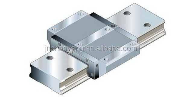 New style classical bottom mounted slide guide rails