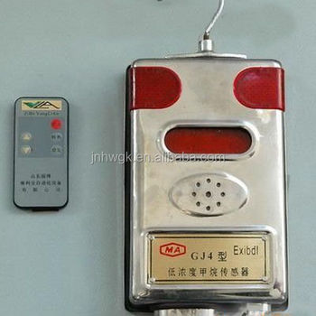 Portable Gas Detector H2s / Ch4 Gas Detector