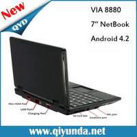 Via8850 Mini Laptop Android 4.0 1.5ghz 10 Inch Netbook 512mb 4gb ...