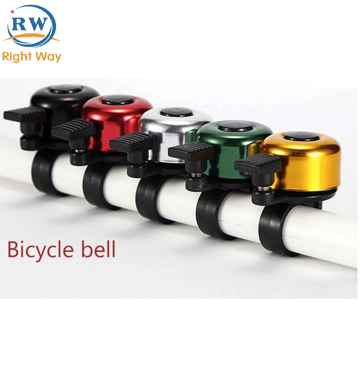 Wholesale bicycle accessories customized small bell bicycle bell