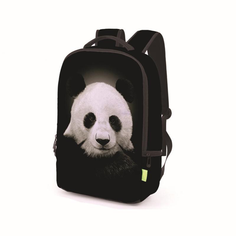 2018 Nuevo Estilo Panda Foto 3d Impresión Digital Oxford De Dibujos Animados Mochila Bolsa Buy Mochila,Bolsa De Dibujos Animados,Bolsa Oxford