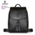 5996b8 bolsos de cuero brand new fashion genuine leather water backpack for women with tassel wholesale made in China