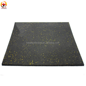 Factory Durable Sound Proof Rubber Flooring Tiles for Gym