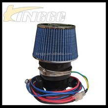 Hot Universal Turbo charger Electric Air Intake Filter High Flow Air Filter