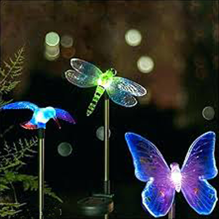 Solar Garden Butterfly Stake Led Light, Solar Garden Butterfly Stake Led  Light Suppliers And Manufacturers At Alibaba.com
