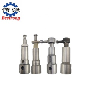 China Supplier Cheap Sale Diesel Engine Spare Part Nozzle Plunger