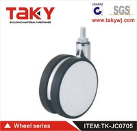 TK-JC0705 furniture caster 3inch office chair wheel