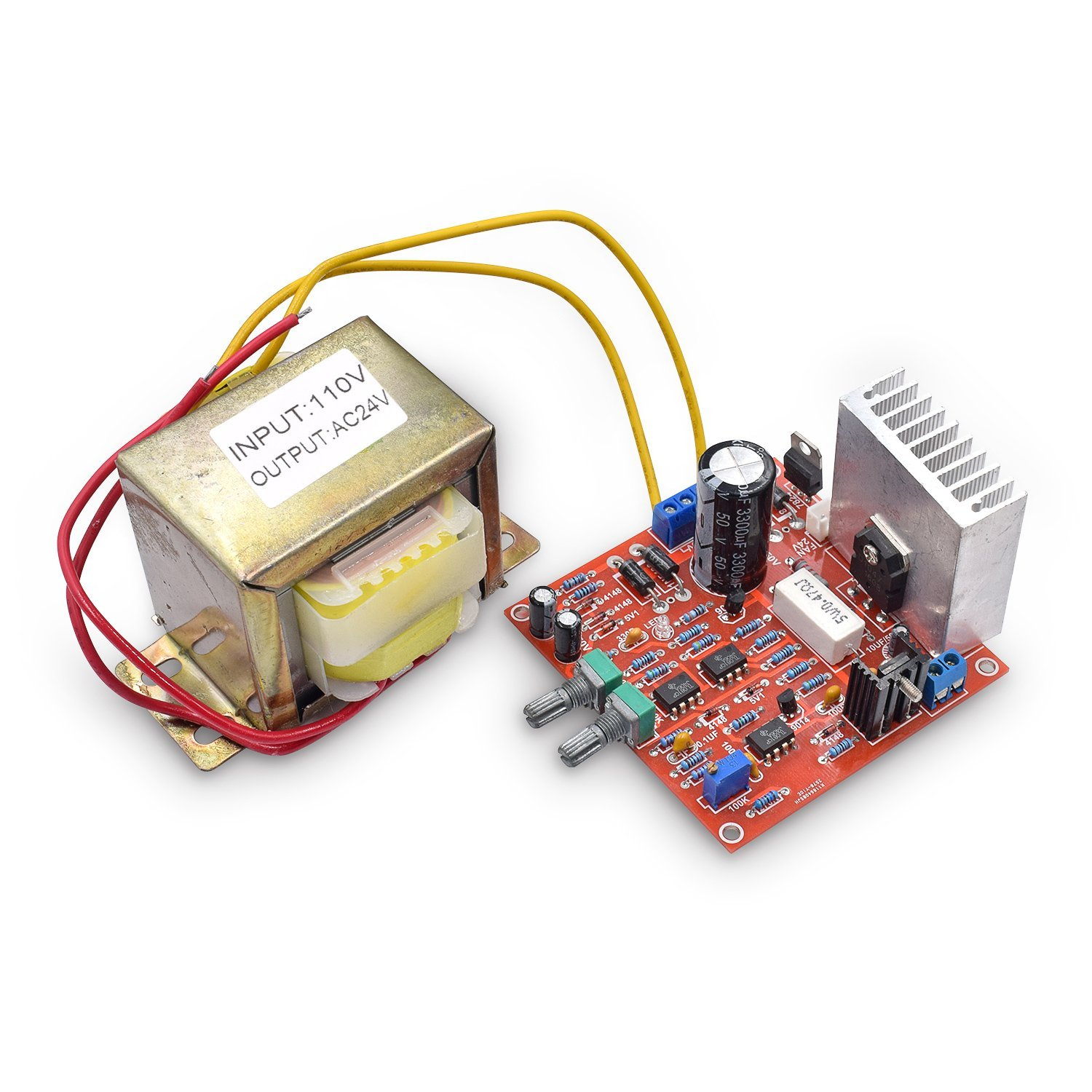 Cheap 0 30v Adjustable Power Supply Find 30v0 2a Voltage And Current Regulator Get Quotations Weikedz 2ma 3a Dc Regulated Diy Kit With Us