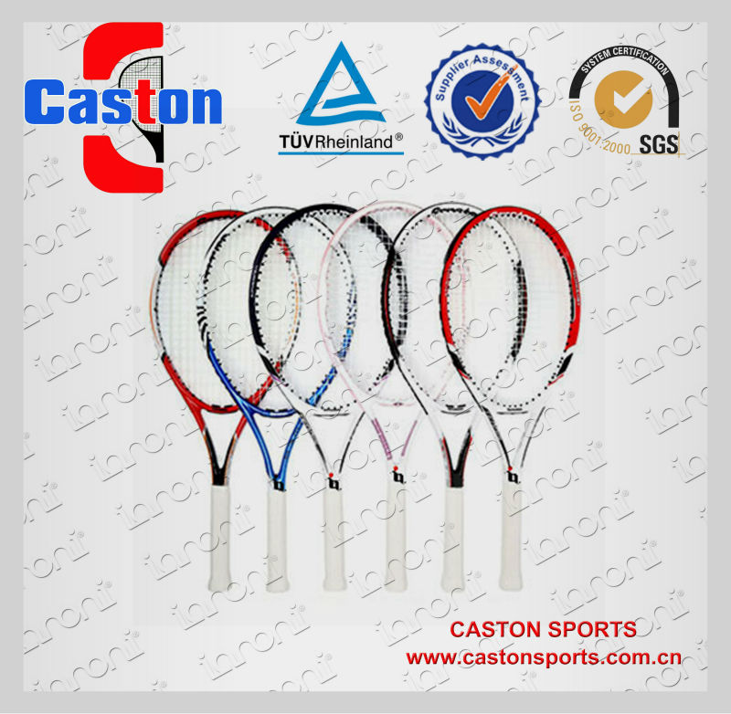 Composiet graphite merknaam tennisracket