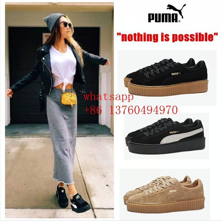 new style aa66a 7d899 Buy puma shoes rihanna sale men,puma blaze of glory 41 men ...