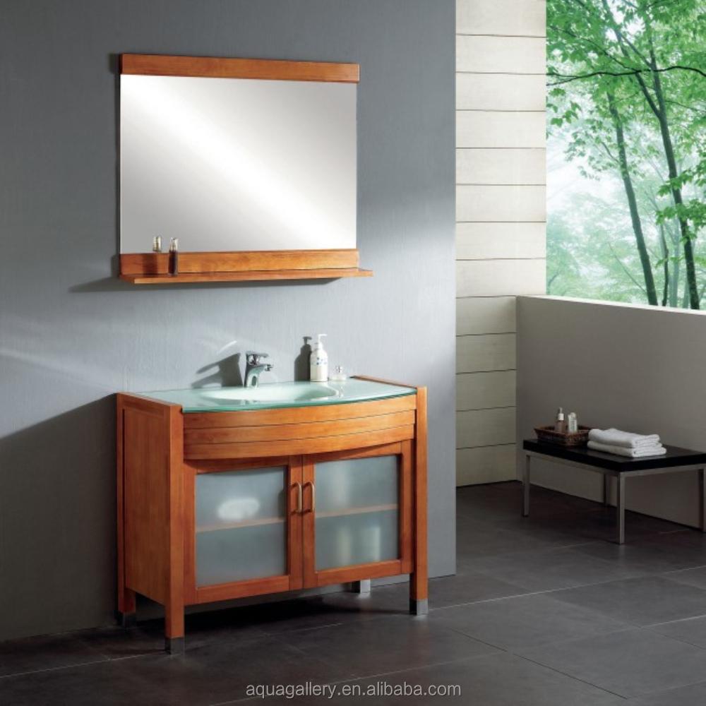 pulgadas de suelo encimera de cristal templado lavabo doble mueble de bao