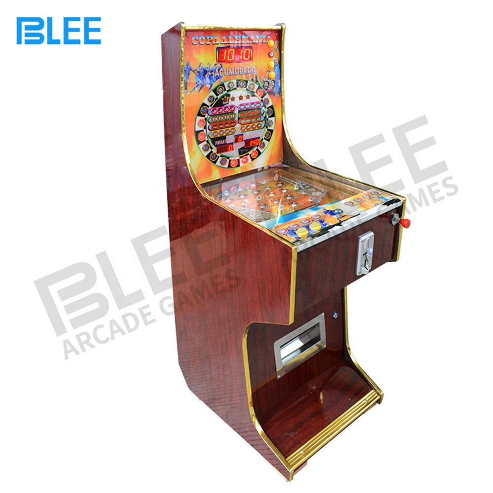 Best Competitive Price coin operated machine pinball