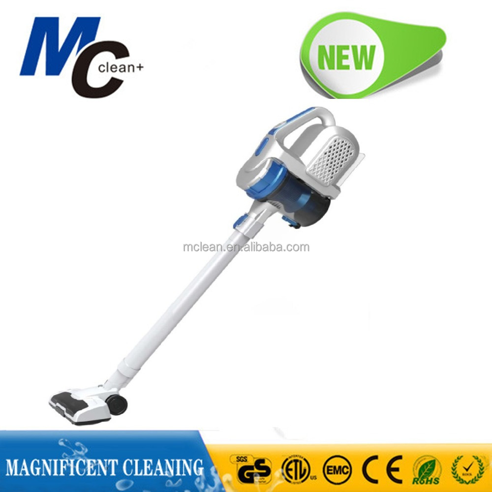M608B batteries rechargeable handy cyclone vacuum cleaner