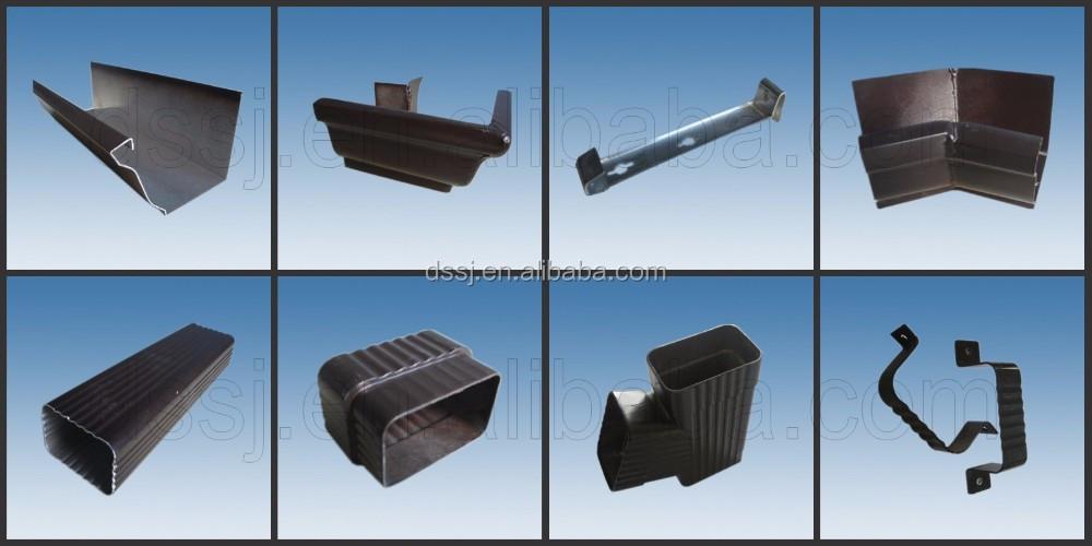 Roof Rain Diffuser Pvc Rainwater Gutter System Buy Pvc
